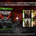 Gear of War Ultimate Edition will feature the entire Gears series, thanks to Backward Compatibility