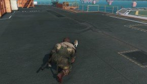 New Metal Gear Solid V The Phantom Gameplay Video shows importance of Mother Base