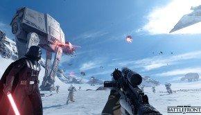 Star Wars: Battlefront Beta arrives in October, features Walker Assault, Drop Zone, Survival Mission mode