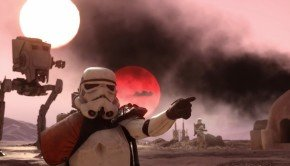 Here's the epic Gameplay Launch trailer for Star Wars: Battlefront