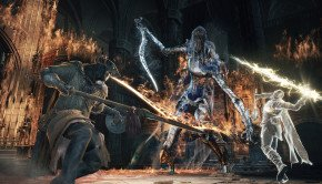 Prepare yourself for these Dark Souls III screenshots, artwork