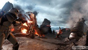 Star Wars: Battlefront Beta commences 8-12 October; contents detailed