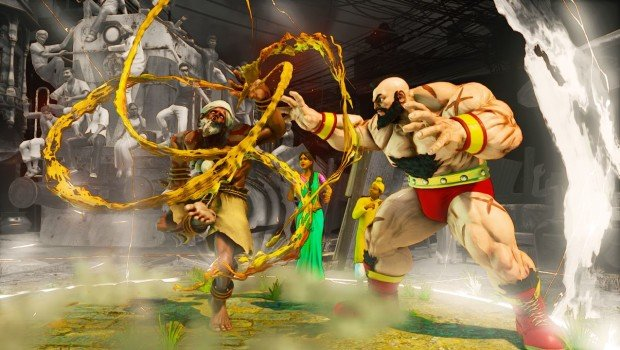 Dalshim and Zangief are coming back for Street Fighter V (6)