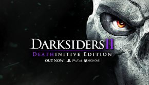 Darksiders II: Deathinitive Edition hits PC today