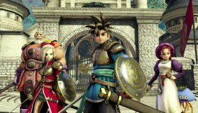 Dragon Quest Heroes is coming to PC