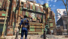 Fallout 4 Launch trailer shows off post-apocalyptic Boston