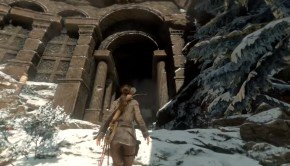Final Episode of Rise of the Tomb Raider Woman Vs. Wild Video series explores Perilous tombs