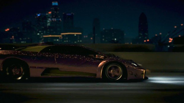 Race towards the launch trailer for Need for Speed