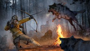 Rise of the Tomb Raider's Endurance Mode now available