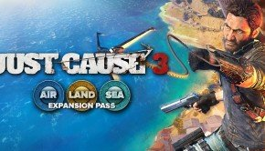 Just Cause 3's Sky Fortress pack nearing completion