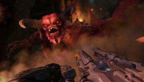 New Doom screenshots feature Baron of Hell  (2)