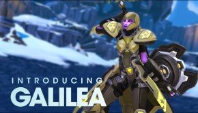 Barrage of Battleborn media mark Attikus and Galilea's arrival