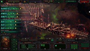 Battlefleet Gothic: Armada trailer brings the Chaos