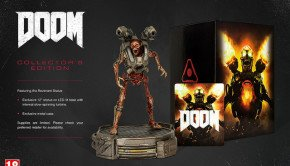 DOOM set for May 13 launch, Campaign Trailer, Collector's Edition  (2)
