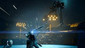 Final Fantasy XV Gameplay Shows off new villain named Arnea Higwing (1)