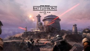 Star Wars: Battlefront Art teases Outer Rim DLC