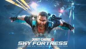 Take a look at the upgradeable Bavarium Wingsuit in Just Cause 3's Sky Fortress expansion