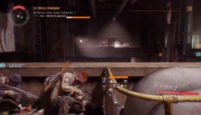 The Division – Watch fresh footage from a new location