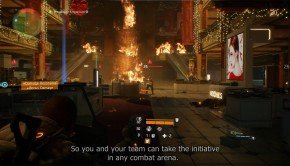 The Division trailer highlights the significance of skills and their mods