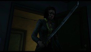 Watch Six Minutes from Telltale's The Walking Dead: Michonne miniseries