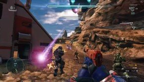 Check of Halo 5 Warzone Firefight mode in action