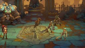 Darksiders Dev's announces Battle Chasers Nightwar