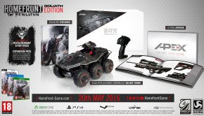 Homefront: The Revolution gets Goliath Edition; pre-order bonuses unveiled