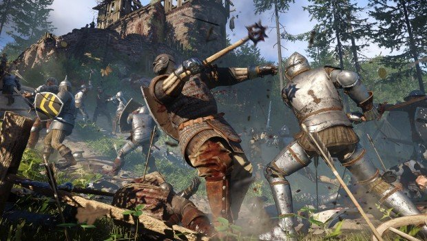 New Kingdom Come Deliverance Beta version screenshots  (7)