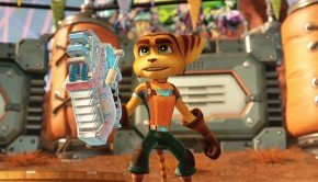 Ratchet & Clank has gone Gold; have a new trailer
