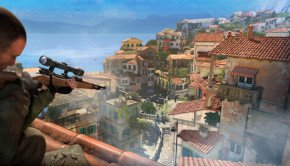Sniper Elite 4 pre-alpha gameplay footage