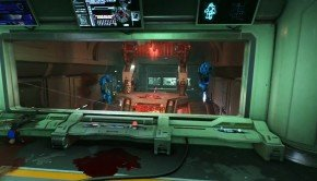 Take a look at nine multiplayer maps in Doom